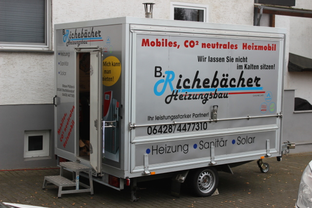 Heizmobile B.Richebächer Heizungsbau